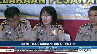 17 Jenazah Penumpang Lion Air Kembali Teridentifikasi