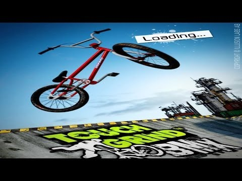 Touch Grind BMX - 2nd Level - Android / iOS Game