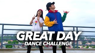 Great Day Dance Challenge | Ranz and Niana