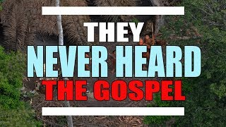 What happens to people who never heard of Christianity? (4 minutes)