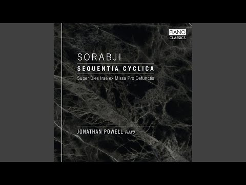 Sequentia cyclica, super dies iræ, KSS 71: XIX. Quasi Debussy