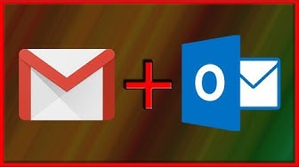 How to configure Gmail account in Outlook 2016 - Tutorial