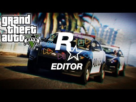 ★ GTA 5 - Rockstar Editor Coming to Consoles in Next DLC Update & My PC Issues...