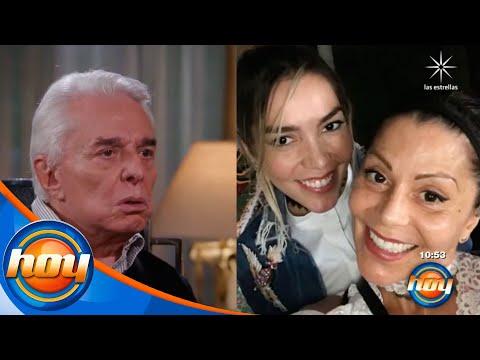 Enrique Guzmán asegura que Alejandra Guzmán ya no quiere saber nada de Frida Sofía   Programa Hoy