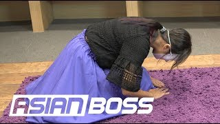 This Lady Gets Paid To Apologize In Japan (Japanese Apology Agency) | ASIAN BOSS