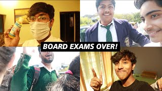 CBSE Board Exams Student Reaction! | DPS INDIRAPURAM