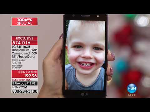 HSN | Electronic Gift Connection featuring LG 10.09.2017 - 11 AM