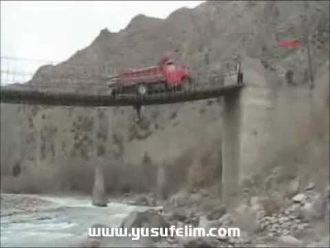 Asma Köprüde Can Pazarı