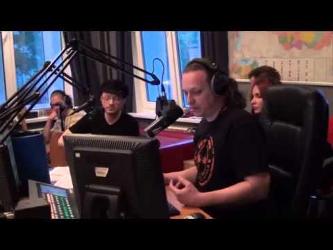 Глеб Самойлoff & The MatriXX - Наше Радио. Живые. 14 06 2013