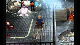 FF7 - Cid, what are you doing ?