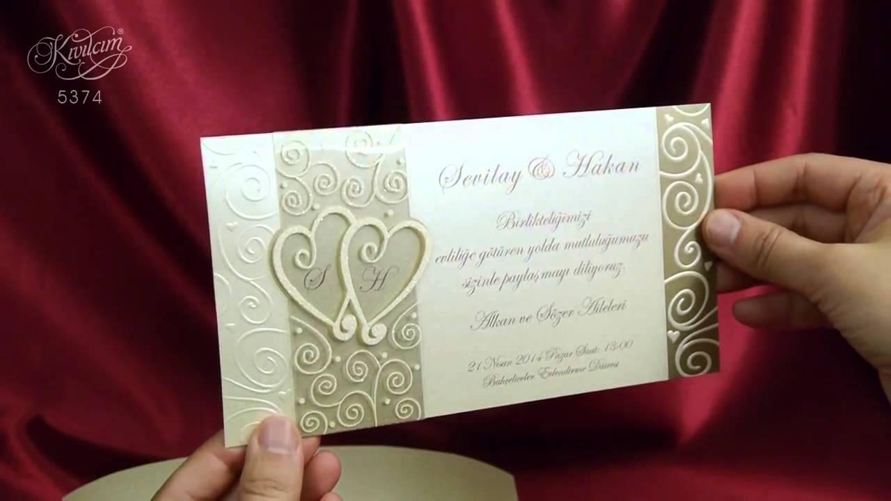 Invitatii Nunta Ar Cards 5374 Invitatii De Nunta La Preturi Mici