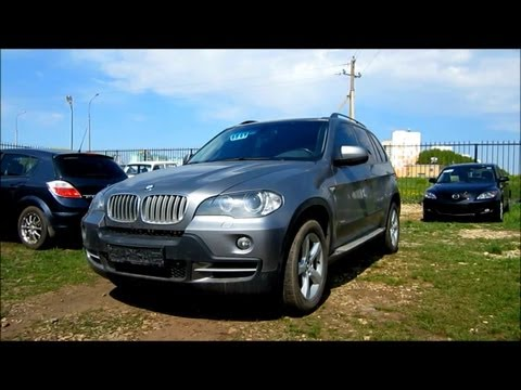 2008 Bmw X5 Start Up Engine And In Depth Tour Youtube