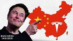 Why China Loves Tesla