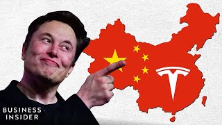 Elon Musk's Symbiotic Relationship with China, Explained