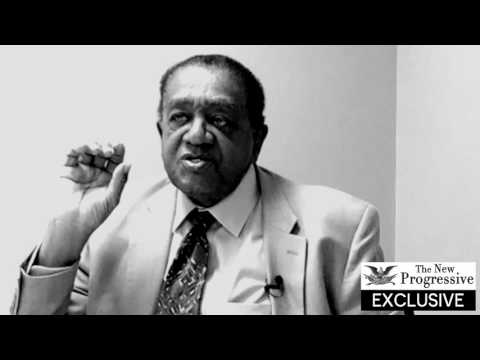 Black Panther Bobby Seale - The New Progressive Interview 2017