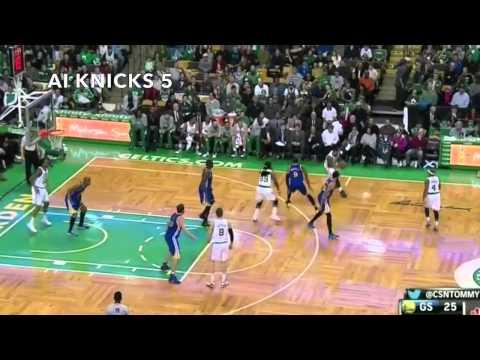 Boston Celtics Iverson Series Brad Stevens