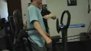 SCI-FIT Examples of balance exercise