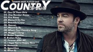 New Country Songs 2021  Luke Combs Blake Shelton Luke Bryan Morgan Wallen Dan  Shay Lee Brice