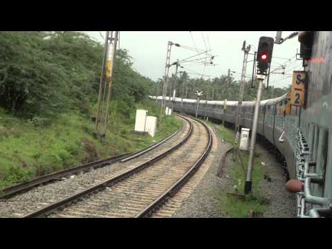 Sabari exp Video journey Trichur to Coimbatore (Part 2)