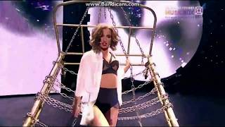 Ольга Бузова - Мало Половин (Премия Russian Music Box 2017)