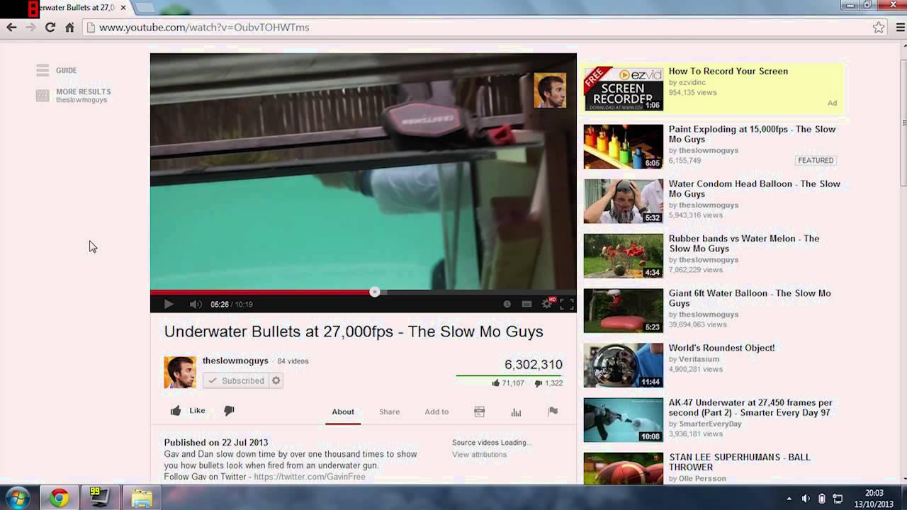 intense youtube lag on chrome