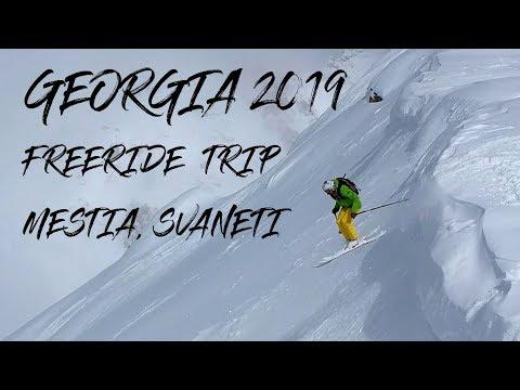 Georgia 2019, Freeride trip to Mestia, Svaneti