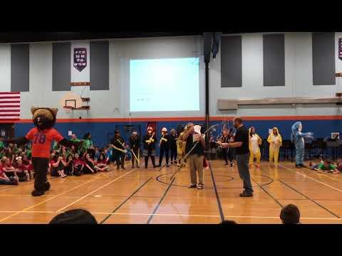 Whiteaker Middle School 2017 Staff Skit: 12 Days of Whiteaker
