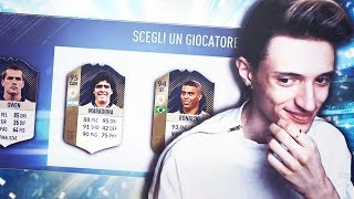 FINALMENTE UN ICON NEL DRAFT!