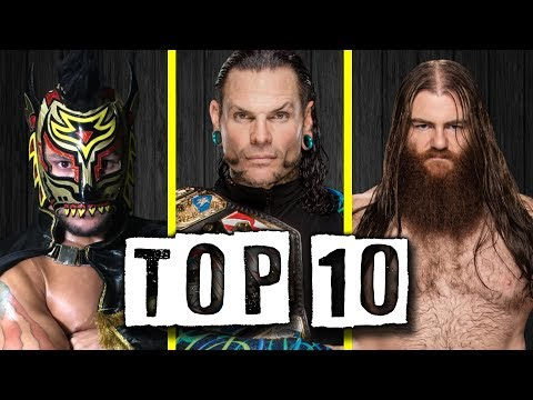 Top 10 Wrestlers Of The Week (April 20)