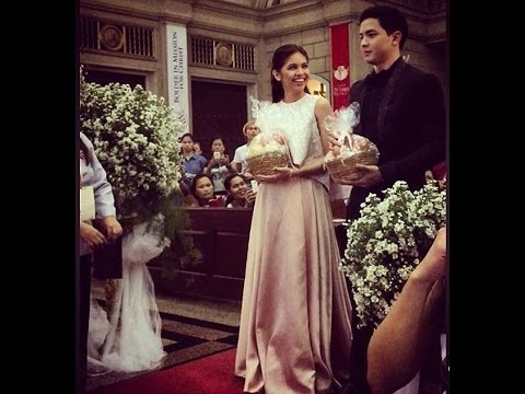 Maine Explains Why Alden\'s Absence In Wedding Reception Of Vic ...
