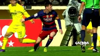 Lionel Messi | Barcelona | 2015/2016 Overall