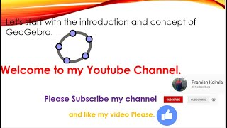 How to use GeoGebra? Basic concept ||  How to control any polygon using slider?
