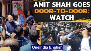 Amit Shah launches door to door campaign in Kanyakumari ahead of elections | Oneindia News