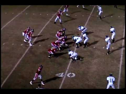 High School Football BHP Highlight Film Dejun Martin 2009