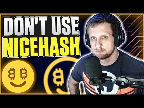 Don't Use Nicehash | 2021 Edition