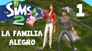 Gameplay Los Sims 2 | Cap. 1 | La Familia Alegro :)