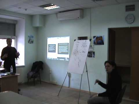 PTSD Therapy Lectures in Dnipropetrovsk Ukraine March 2015 Part 18