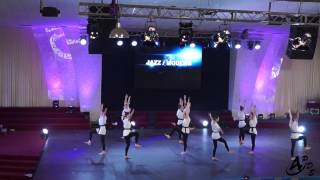 Global Dance Fest 2015 - Jazz modern Adults Big group
