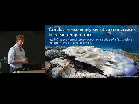 Impacts of Global Warming & Ocean Acidification on Ocean Biology: Dr Bruce Monger (February 2017)