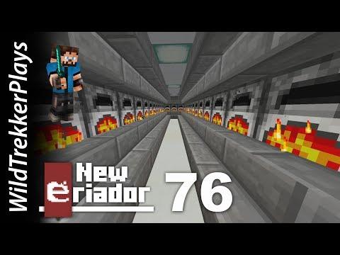 New Eriador 076 - Super Smelter Array  [Minecraft 1.12 SMP Server]