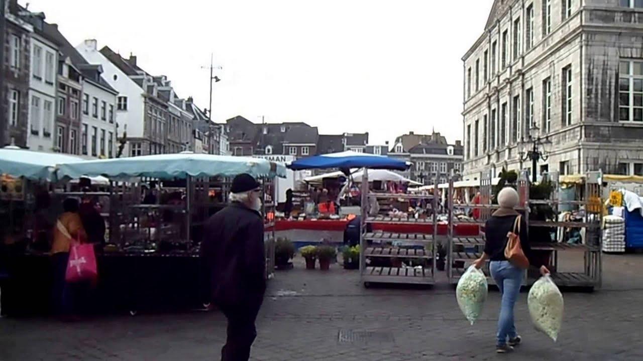Maastricht видео города в голландии