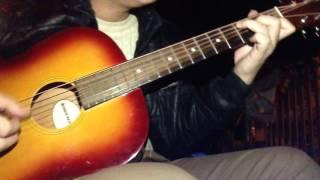 VÌ MẤT ĐI ÁNH MẶT TRỜI (Trung Quân) - Guitar acoustic cover