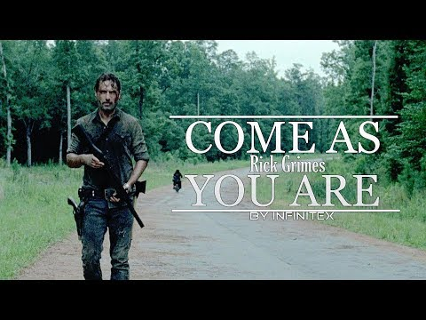 Rick Grimes    Come As You Are