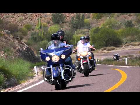 Eagle Rider Baja California Guided Harley-Tour 2015 FullHD