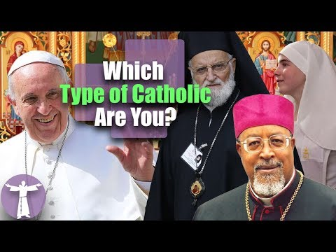 Which Type of Catholic Are You?