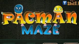 Pacman Maze - Game Show
