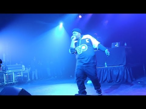 Smoke DZA - Ghost Of Dipset/New Jack (LIVE)