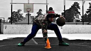 Тренировка дриблинга.Ball Handling.Формат андеграунда.