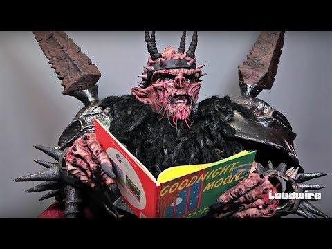 GWARs Oderus Urungus Reads Goodnight Moon Uncensored