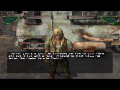 Fallout: Brotherhood Of Steel EP1 w/ Crazy Canuck